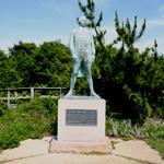 Admiral Compte de Grasse statue