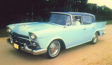 1958 Rambler Deluxe