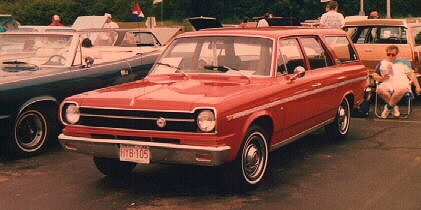 1969 American wagon