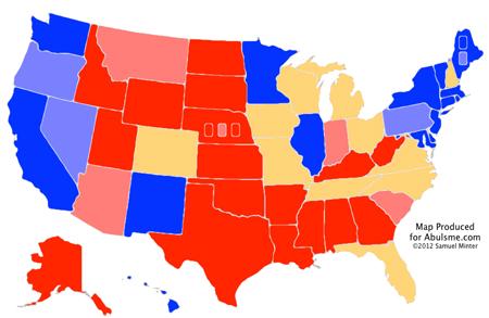 Abulsme.com map