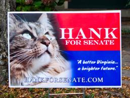 Hank Sign