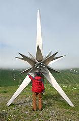 Attu Island Peace Monument