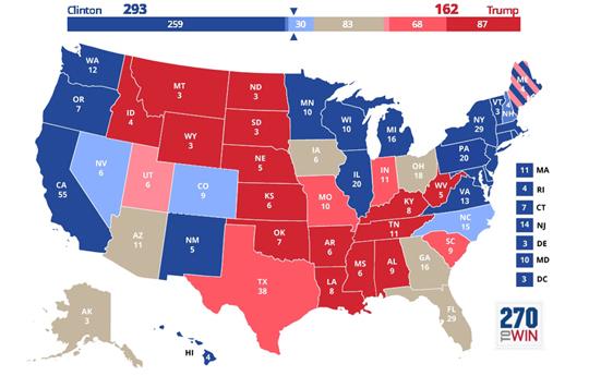 My Picks Map