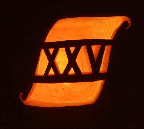 The XXVth